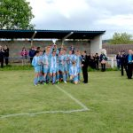 Shifnal Harriers lift the Minton Cup